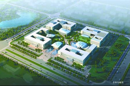 合肥市滨湖新区中国银行项目